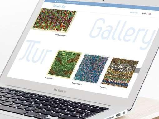 Gallery Tur, l'art moderne s'expose